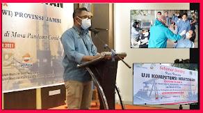 SKK Migas Punya Tanggung Jawab Meningkatkan Kompetensi Wartawan di Jambi