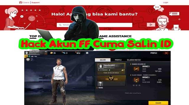 Hack Akun FF