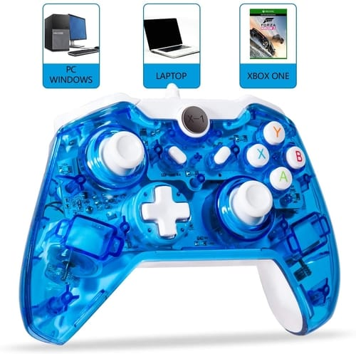 Review Suily Wired USB Game Controller Gamepad