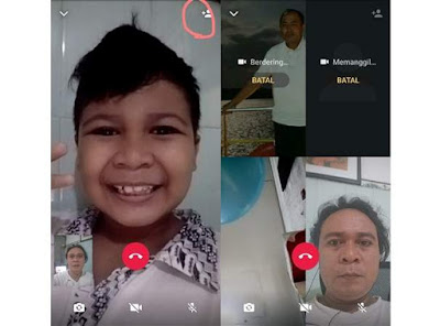 cara video call whatsapp 8 orang