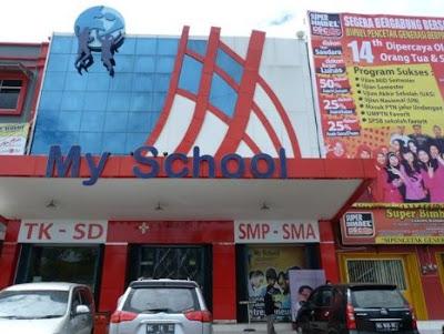 LOKER GURU MY SCHOOL PALEMBANG MEI 2020