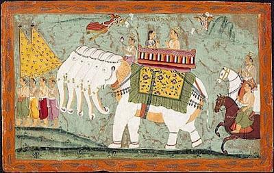 Der Sieg der Götter – Indische Sage - Götter und Dämonen