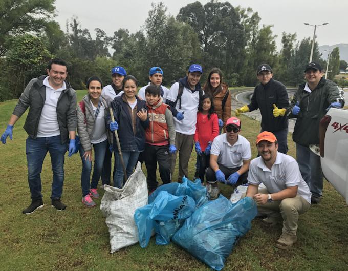 PepsiCo Ecuador participó activamente en la iniciativa mundial de limpieza de playas y ríos