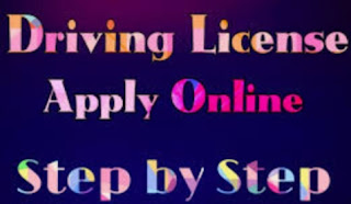 How to apply for a driving license online?