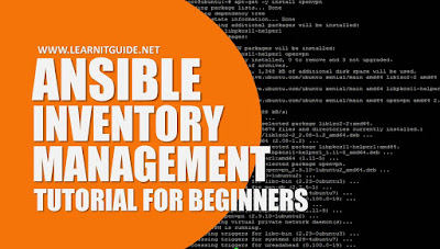 Ansible Inventory Management - Ansible Tutorials for Beginners