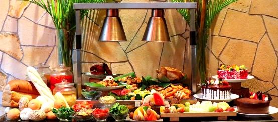 restoran menu hotel concorde shah alam