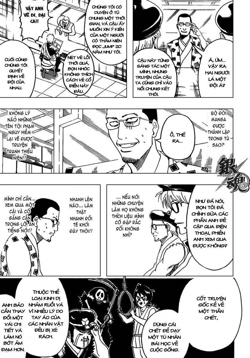 Gintama Chap 361 page 8 - Truyentranhaz.net