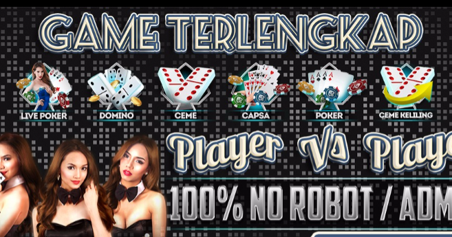 Situs Judi Poker Pkv Online Terbaik Terpercaya - Daftar ...