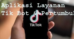 Aplikasi Layanan Tik Bot & Pertumbuhan TikTok Terbaik 1