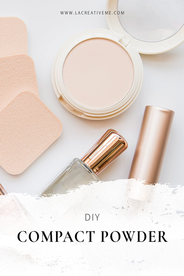 DIY Compact Powder