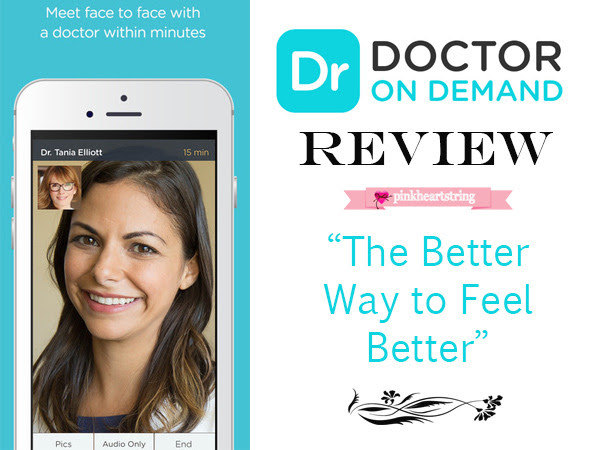 Want to Consult a Doctor While at Home? Try Doctor on Demand!