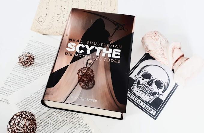 [Rezension] Scythe: Die Hüter des Todes von Neal Shusterman