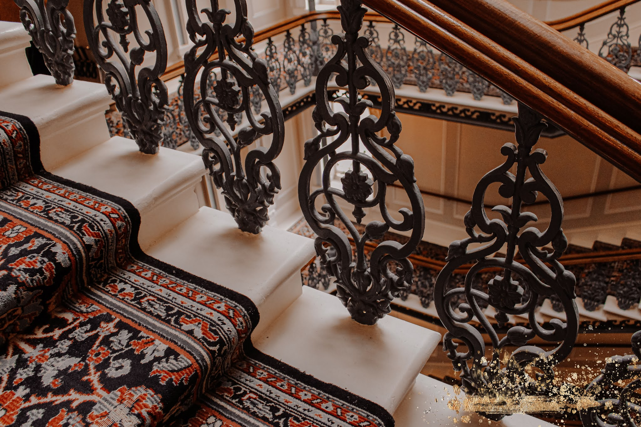 Grand Brighton Hotel Staircase
