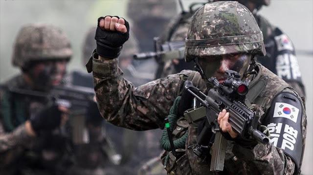 Corea del Sur alerta de 'alta posibilidad' de guerra con el Norte