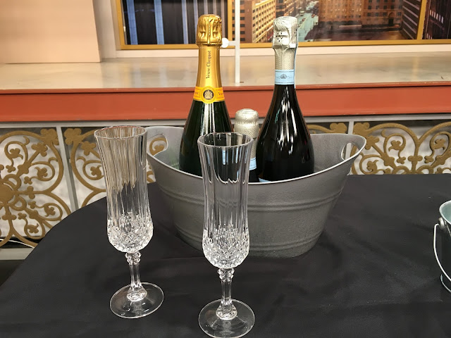 How to Save Money on Your Wedding with Windy City LIve: Swap the Veuve for La Marca Prosecco | all dressed up with nothing to drink...