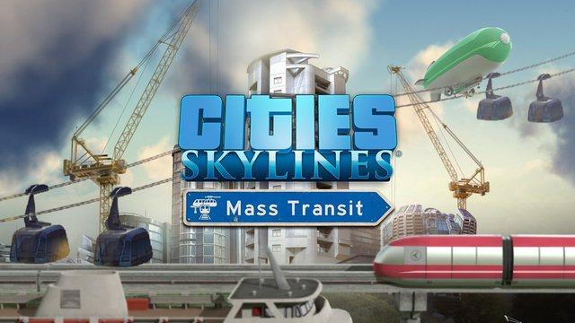 CITIES SKYLINES MASS TRANSIT-CODEX