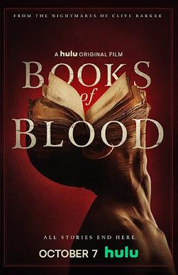 Clive Barker Books of Blood Scare Gore Dread Halloween Terror