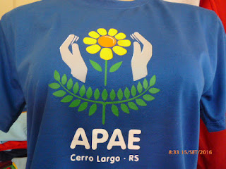 2653ea65ee9d1 Vermelhinho Fábrica Sport Line  CAMISAS POLO e PV da APAE CERRO LARGO.