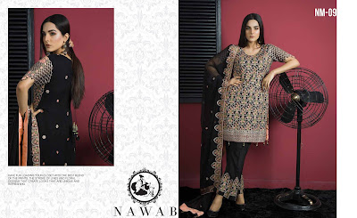 2 Mossii By Nawab Winter Dresses 2018