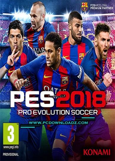 download PES 2018