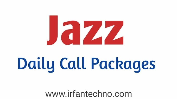 Jazz Daily Call Packages | Mobilink Daily Call Packages