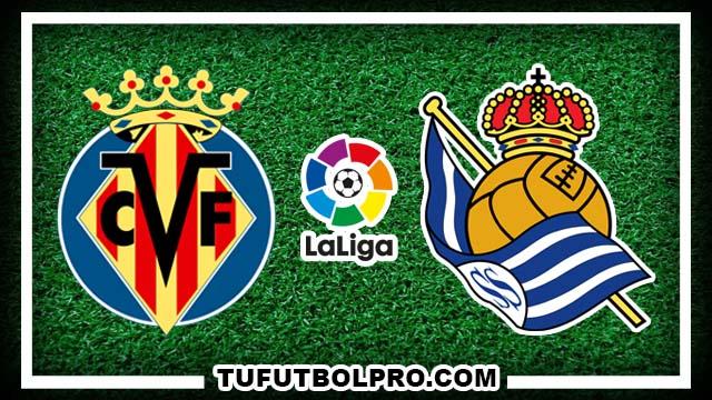 Ver Villarreal vs Real Sociedad EN VIVO Por Internet Hoy 18 de Septiembre 2016