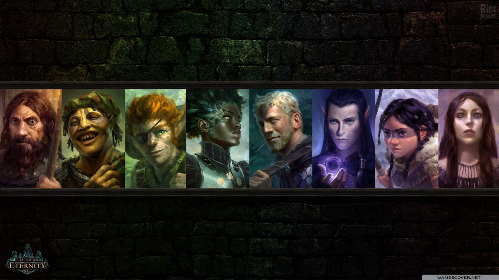 Pillars Of Eternity Wallpaper: Pillars Of Eternity Wallpapers