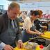 La Escuela de Cocina del Mercado de la Ribera abre sus puertas, en colaboración con el Ayuntamiento de Bilbao