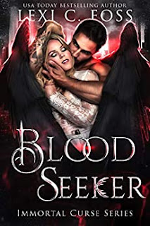 Blood Seeker by Lexi C. Foss cover