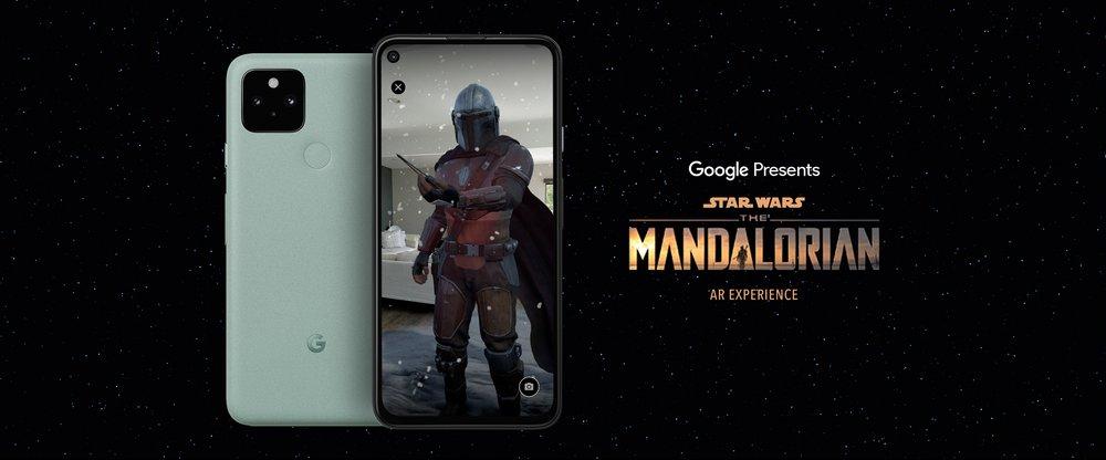 The Mandalorian a casa vostra in Realtà Virtuale grazie a Google