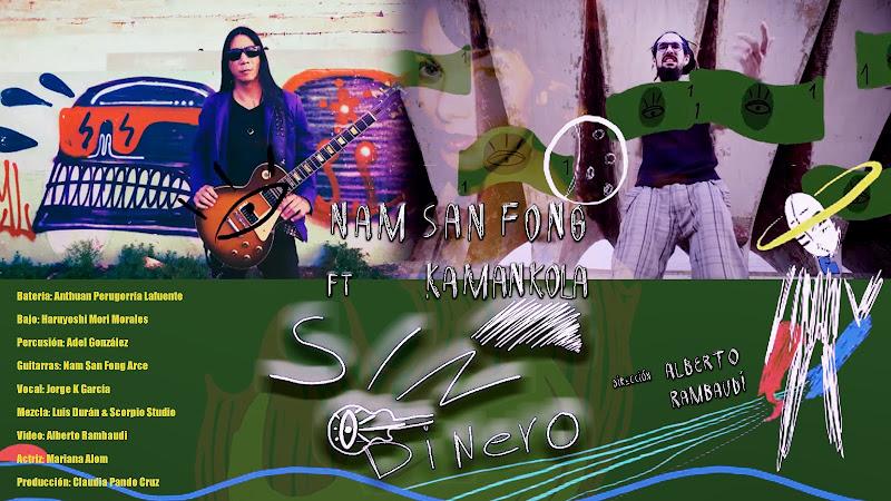 Nam San Fong & Kamankola - ¨Sin dinero¨ - Videoclip - Director: Alberto Rambaudi. Portal Del Vídeo Clip Cubano