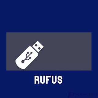 Cara membuat file ISO dengan Rufus