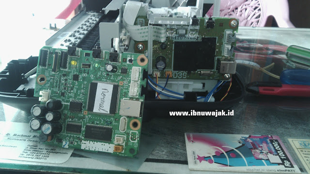 mobo canon ip2770