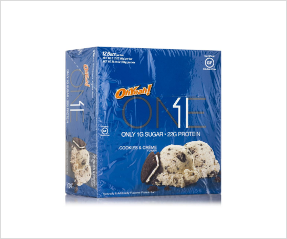 ONE® Protein Bar, Cookies & Créme