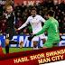 Hasil Pertandingan Swansea City vs Manchester City: Skor 0-4
