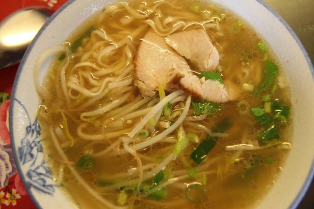 埔鹽陽春麵