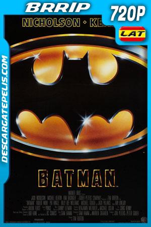 Batman (1989) 720p BRrip Latino – Ingles