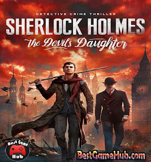 Sherlock Holmes The Devil's Daughter PC Game Free Download