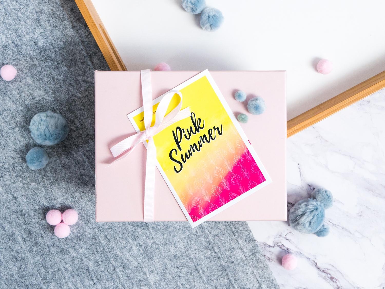 beGlossy | Pink Summer