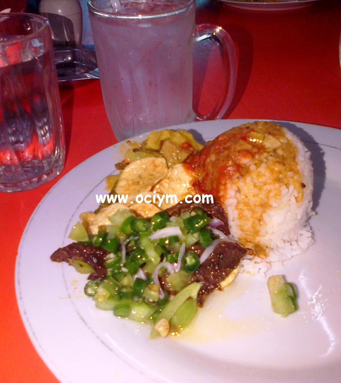 Dendeng Rumah Makan Purnama Pekanbaru