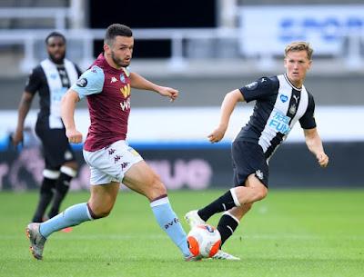 Video Newcastle 1-1 Aston Villa: Đôi công rực lửa, thoát hiểm phút 83