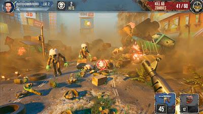 Dead Z Meat Game Screenshot 4