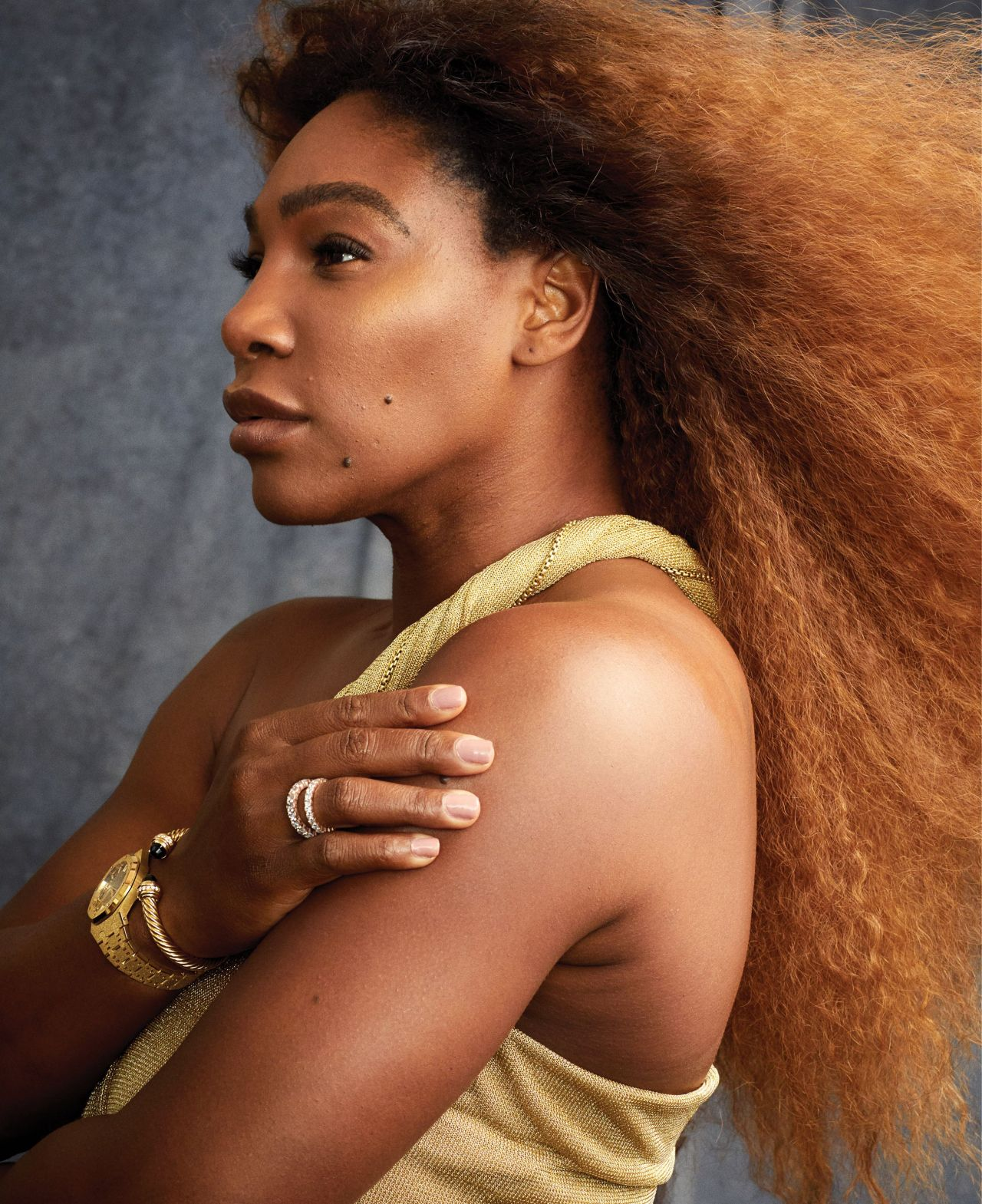 Serena Williams – Harper's Bazaar August 2019 Cover and Photos
