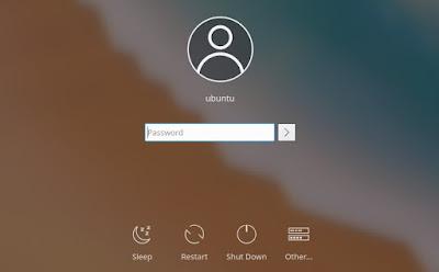 cara install linux kubuntu dual boot windows 10