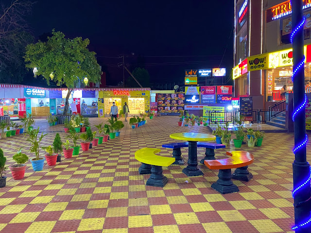 Best place in Patia, Bhubaneswar to Chill in the evening