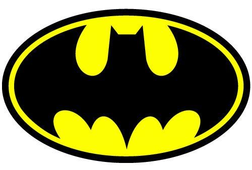 Imagenes para imprimir gratis de Intrépido Batman.