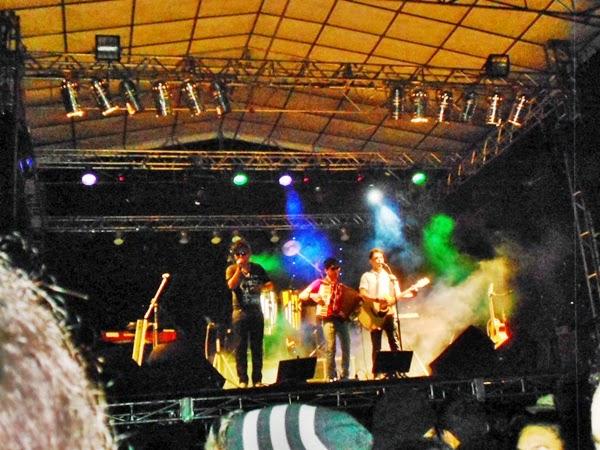 Wilker, Wendel, Wellington Viana, show, expoliber, 2013, Liberdade
