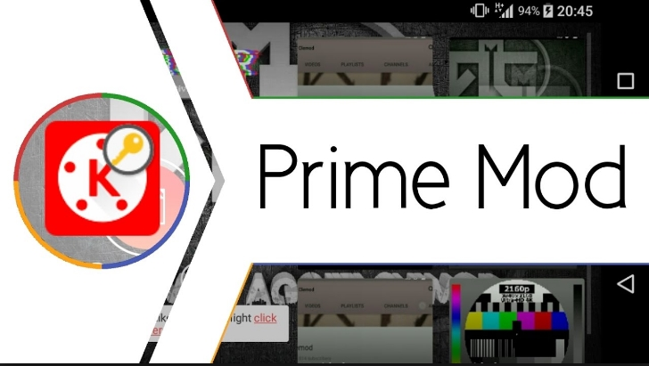 Kinemaster Prime APK Pro Mod FREE Download [NO WaterMark]