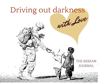 In all that Jesus said about Love, he wants us to drive out darkness. But what does that mean?
