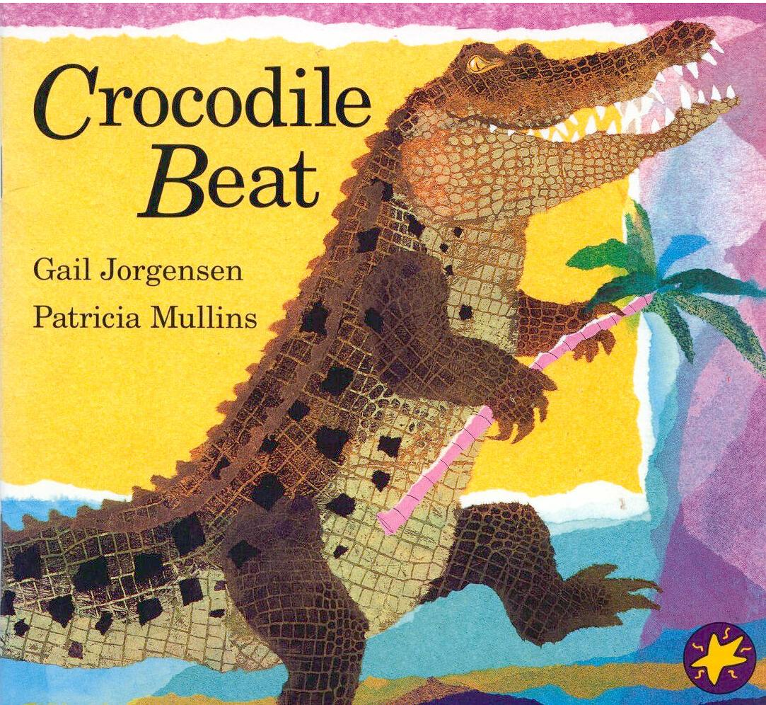 Kids Book Review Review Crocodile Beat
